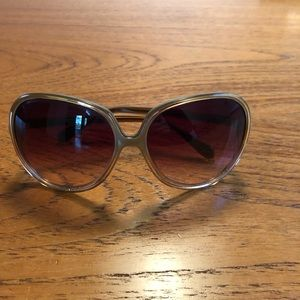 Oliver Peoples 20 Years Sunglasses. Made in Japan.